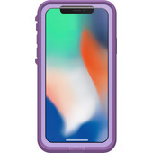 Lifeproof Fre Apple iPhone X Full Body Paars