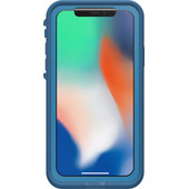 Lifeproof Fre Apple iPhone X Full Body Blauw