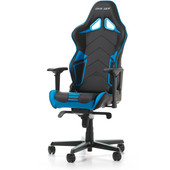 DX Racer RACING PRO Gaming Chair Zwart/Paars