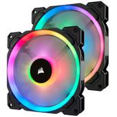 Corsair LL140 RGB Dual Light Loop Twin Pack