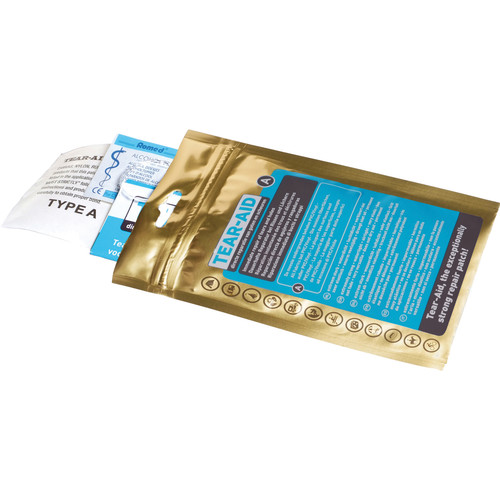 Tear-Aid Reparatieset Type A Transparant