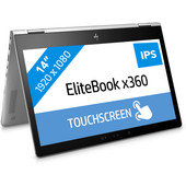 HP Elitebook X360 1030 G2  i7-16gb-512ssd + 4G Azerty