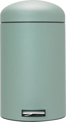 Brabantia Retro Bin Silent 20 Liter Mint (Laag Model)