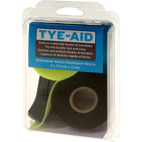 Tye-Aid Multifunctioneel Klittenband