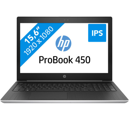 HP ProBook 450 G5  i5-8gb-256ssd