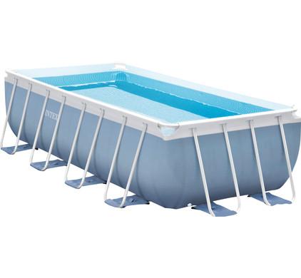 intex prism frame pool set 400 x 200 x 100 cm coolblue. Black Bedroom Furniture Sets. Home Design Ideas