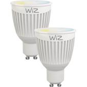WiZ Whites GU10 2 Stuks