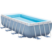 Intex Prism Frame Pool Set 488 x 244 x 107 cm