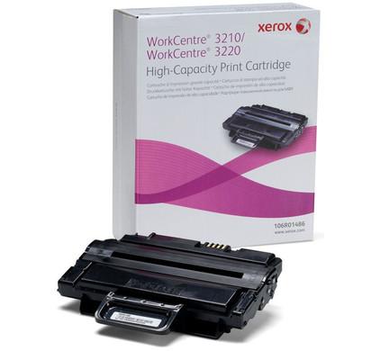 Xerox 3210/3220 XL Toner Black (Zwart) 106R01486