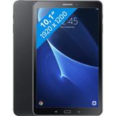 Samsung Galaxy Tab A 10,1 inch Wifi + 4G 32GB Zwart