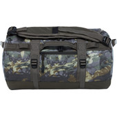 The North Face Base Camp Duffel XS Green Tropical Camo/Taupe