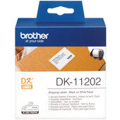 Brother DK-11202 Labels (62 x 100 mm) 1 Rol