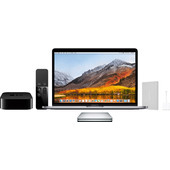 Entertainment Pakket - Apple MacBook Pro 13'' Touch Bar MPXV