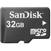 SanDisk Micro SDHC 32 GB