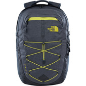 The North Face Borealis Asphalt White Heather/Blazing Yellow