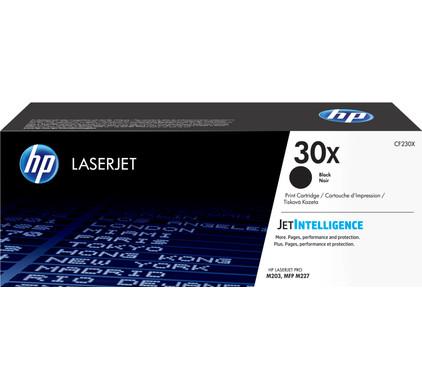 HP 30X Toner Zwart (CF230X)