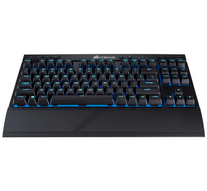 game toetsenbord draadloos - De Corsair K93 Wireless mechanical MX Red QWERTY
