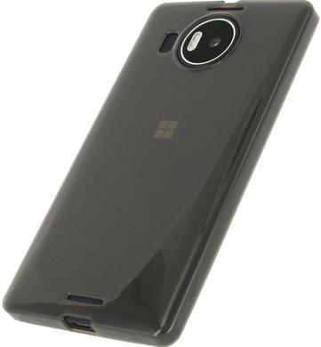 Mobilize Gelly Case Microsoft Lumia 950 XL Zwart