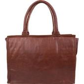 Cowboysbag Laptop Bag Quebec Cognac