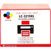 Huismerk LC-3219XL 4-Kleuren Pack voor Brother (LC-3219XL)
