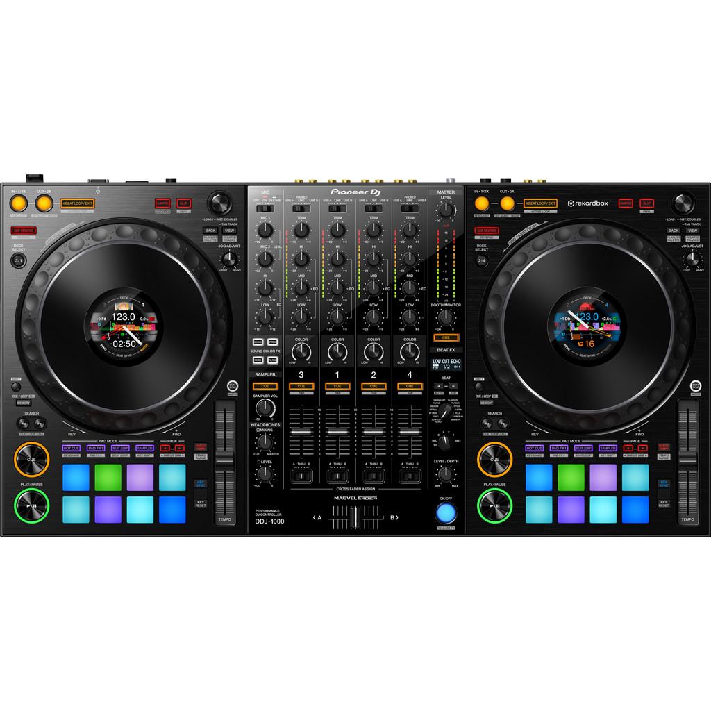 Pioneer DDJ-1000 rekordbox DJ controller
