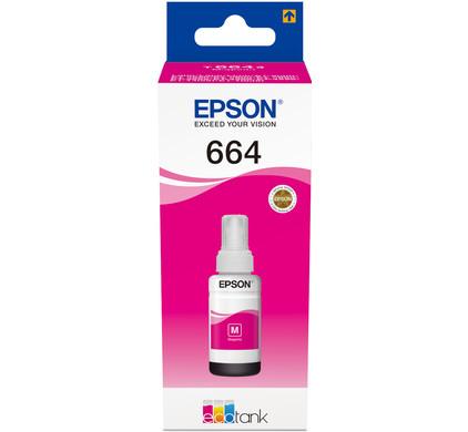 Epson T6643 Magenta (C13T664340)