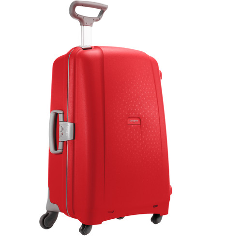Samsonite Aeris Spinner 68 cm Red