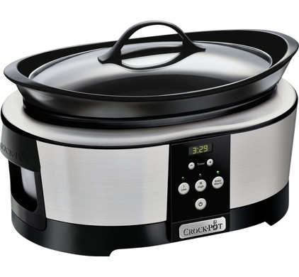 Crock-Pot Slowcooker Next Gen 5,7 L