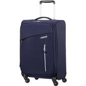 American Tourister Litewing Expandable Spinner 55cm Insignia Blue