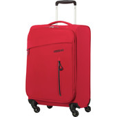 American Tourister Litewing Expandable Spinner 55cm Formula Red