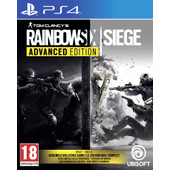 Rainbow Six: Siege (Advanced Edition) PS4
