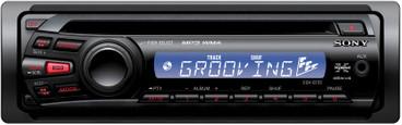 Sony CDX-GT25 Autoradio