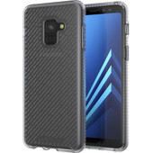 Tech21 Evo Shell Samsung Galaxy A8 (2018) Back Cover Transparant