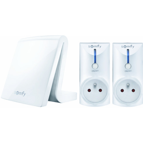 Somfy Smart Home Startpakket BE
