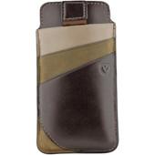 Valenta Pocket Supreme Apple iPhone X Pouch Bruin