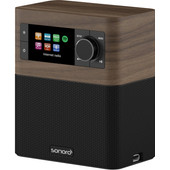 Sonoro Stream SO-410 Walnoot/Zwart