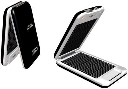 A-Solar AM-104 Dual Panel Mobiele Oplader