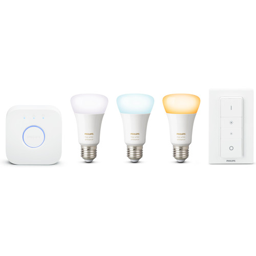 Philips Hue White Ambiance Starterpack (07-2017)