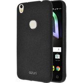 Azuri Flexible Sand Alcatel Shine Lite Back Cover Zwart
