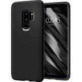 Spigen Liquid Air Samsung Galaxy S9 Plus Back Cover Zwart