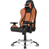 AK Racing Premium Gaming Chair Zwart/Bruin