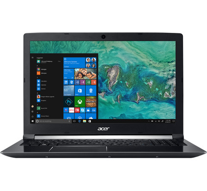 Goede studenten laptop - Aspire 7 A715