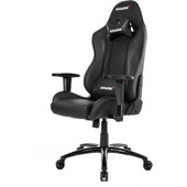 AK Racing Nitro Gaming Chair Zwart
