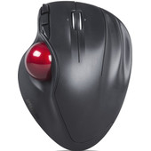 Speedlink Aptico Wireless Trackball Zwart