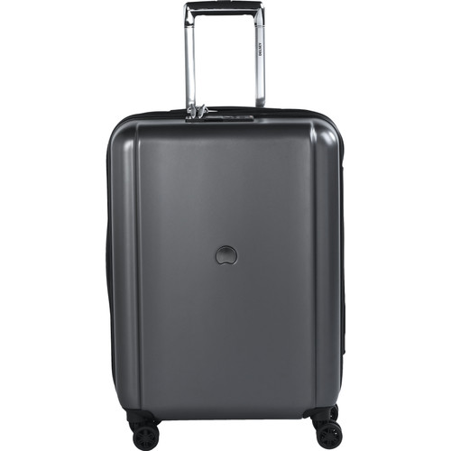 Delsey Pluggage Trolley Case 65 cm Antraciet