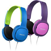 Philips SHK2000 Set Blauw + Roze
