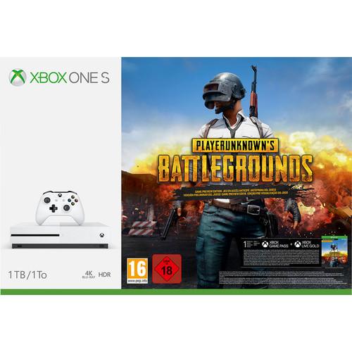 Microsoft Xbox One S 1 TB Playerunknown's Battlegrounds