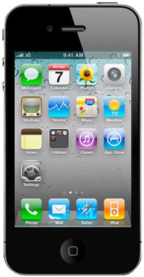 Apple iPhone 4 8 GB Black