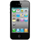 Apple iPhone 4 8 GB Zwart (certified pre-owned)