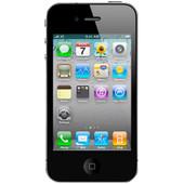 Apple iPhone 4 8 GB Black Vodafone
